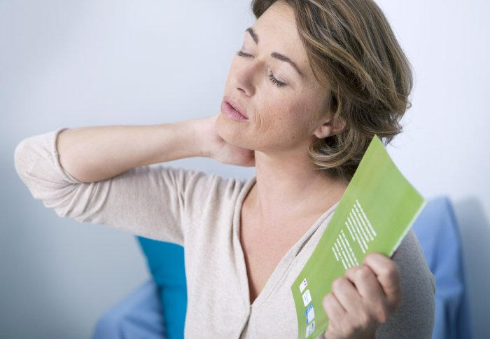 menopause hot flashes treatment