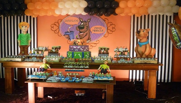 Scooby Doo Birthday Party Decorations: Scooby Doo Party Supplies And Decorations
