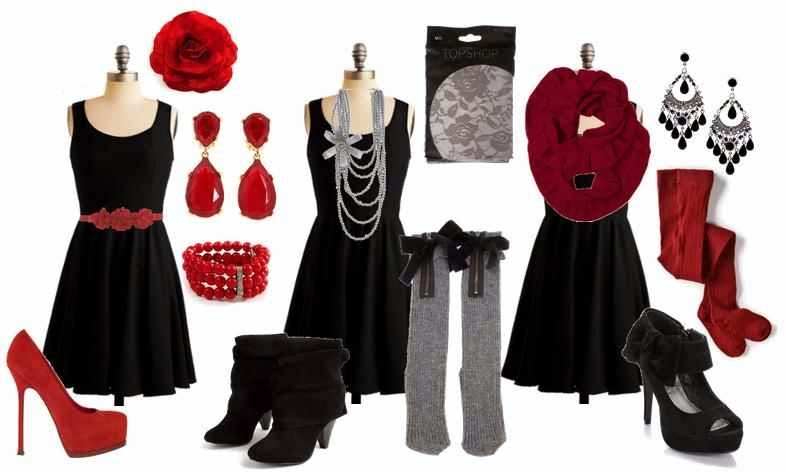 How To Accessorize The Little Black Dress Lbd