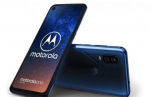 Motorola One Vision with punch-hole display launches in India