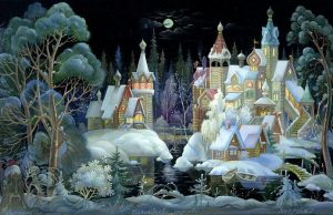 Common Russian Folklore Stories for Christmas