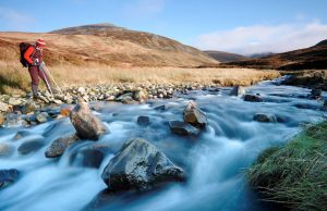 The Geology of the Cairngorm Mountains in Scotland