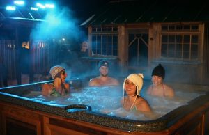 What to do if sick from whirlpools, hot tubs, Jacuzzis