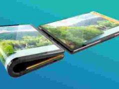 Roberto Escobar launches foldable, unbreakable smartphone