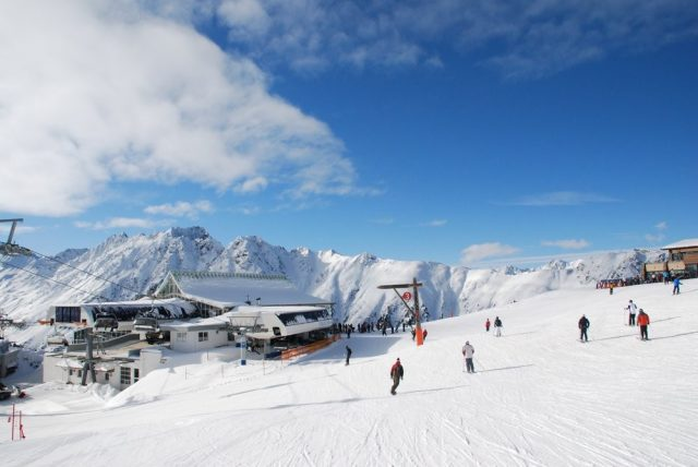 Skiing in Ischgl - Ski and Party Capital of the Austrian Tyrol