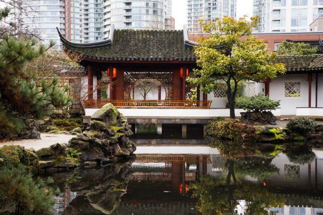 Vancouver's Sun Yat-sen Classical Gardens