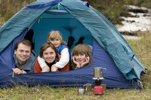 Water Safety Tips for Families Camping With Children