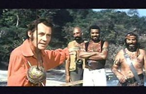 The Swashbuckler - The Adventure Movie
